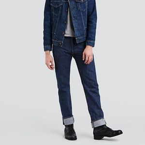 Original Levi's 501 Button Fly Jean